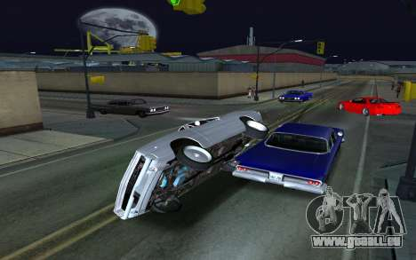 Auto-Wheelie für GTA San Andreas zweiten Screenshot