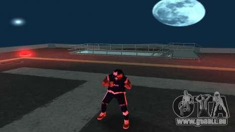 Austausch der Obdachlosen v1 für GTA San Andreas her Screenshot