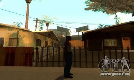 ENB Series pour PC moyen pour GTA San Andreas cinquième écran