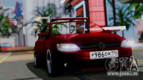 Volkswagen Jetta Stance für GTA San Andreas
