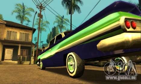 Luni Voodoo für GTA San Andreas Unteransicht