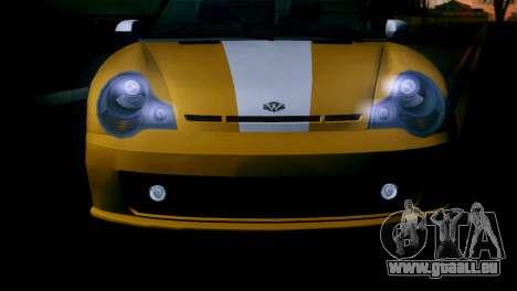 GTA 5 Weeny Issi IVF für GTA San Andreas rechten Ansicht