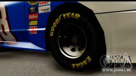 Elegy NASCAR pour GTA San Andreas vue de droite