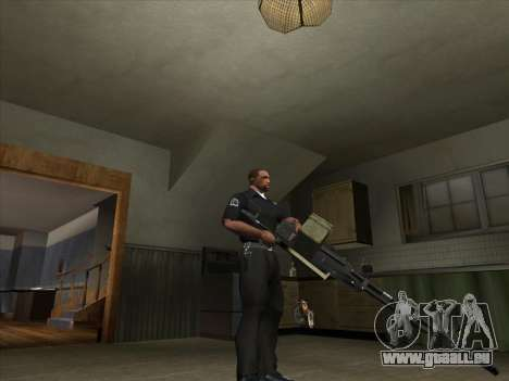 CORDON de Battelfield 2 pour GTA San Andreas