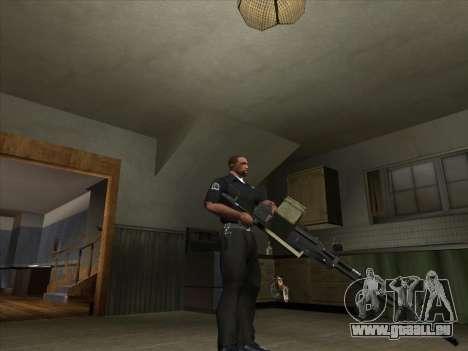 SCHNUR von Battelfield 2 für GTA San Andreas