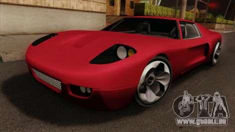 Bullet PFR v1.0 für GTA San Andreas