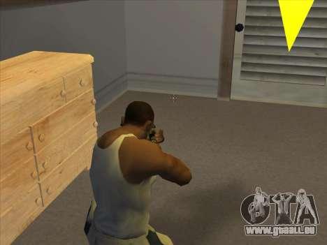 Große russische Maschinen für GTA San Andreas fünften Screenshot