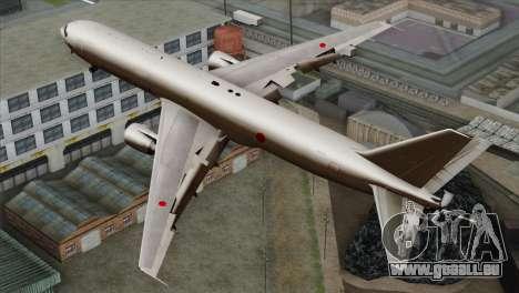 Boeing KC-767 Japan Air Self-Defense Force pour GTA San Andreas laissé vue