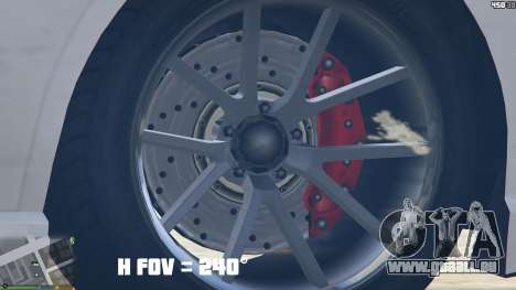 GTA 5 FOV mod v1.3 quatrième capture d'écran