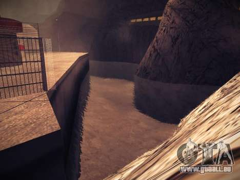 ENB Caramelo pour GTA San Andreas troisième écran