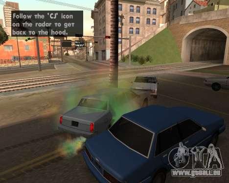 Rainbow Effects pour GTA San Andreas sixième écran