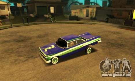 Luni Voodoo für GTA San Andreas Innen