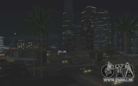 Colormod & ENBSeries pour GTA San Andreas troisième écran