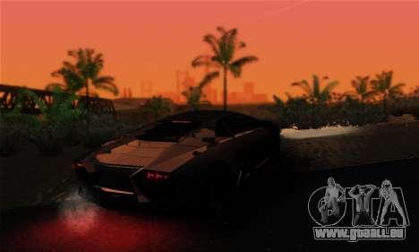 Trigga Snupes ENB pour GTA San Andreas cinquième écran