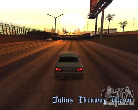 Project 2dfx 2.5 für GTA San Andreas zehnten Screenshot