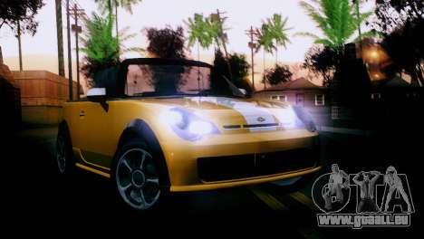 GTA 5 Weeny Issi IVF für GTA San Andreas