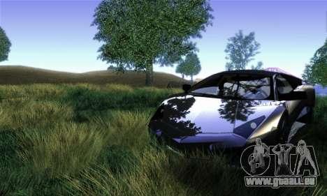 Trigga Snupes ENB pour GTA San Andreas deuxième écran