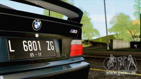 Mjla ENB Shader v1 pour GTA San Andreas deuxième écran