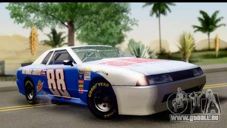 Elegy NASCAR für GTA San Andreas