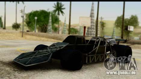 Flip Car 2012 pour GTA San Andreas