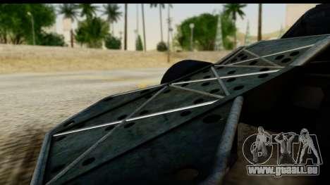 Flip Car 2012 für GTA San Andreas rechten Ansicht