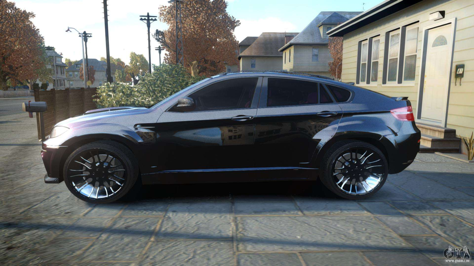 hamann bmw x6 2011 tycoon evo m v1 0 tse f r gta 4. Black Bedroom Furniture Sets. Home Design Ideas