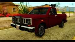 Bobcat Technical Pickup für GTA San Andreas