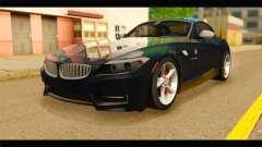 BMW Z4 sDrive35is 2011