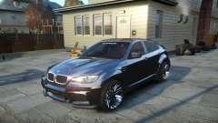 HAMANN BMW X6 2011 Tycoon EVO M v1.0 TSE pour GTA 4