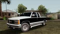 GMC Sierra 2500 1992 Extended Cab Final