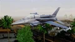 EMB F-16F Fighting Falcon US Air Force
