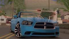 Dodge Charger SRT8 2012 Stock Version