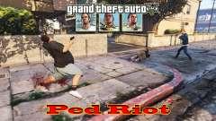 Ped Riot (ein Aufstand der Bürger von Los Santos