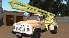 GAZ 52 Skylift