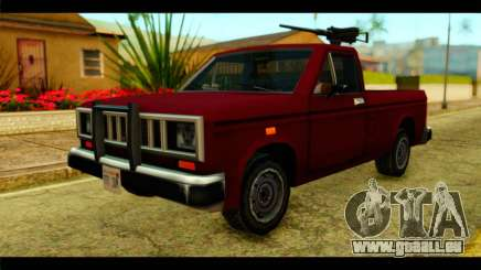 Bobcat Technical Pickup für GTA San Andreas