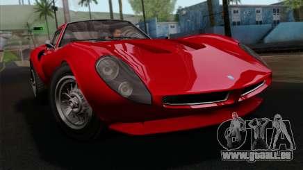 GTA 5 Grotti Stinger GT v2 IVF für GTA San Andreas
