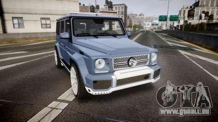 Mercedes-Benz B65 Brabus [ELS] pour GTA 4