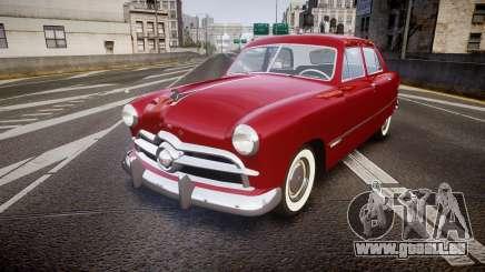 Ford Custom Fordor 1949 v2.2 für GTA 4