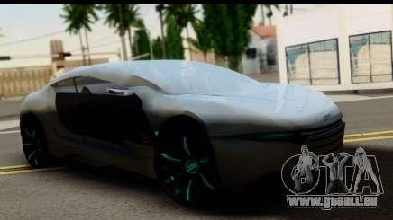 Audi A9 Concept für GTA San Andreas