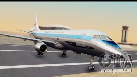 Embraer 175 PLL LOT Retro pour GTA San Andreas