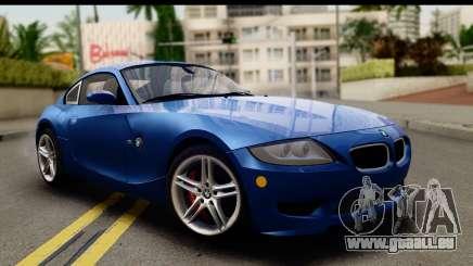 BMW Z4M Coupe 2008 pour GTA San Andreas
