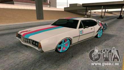 Clover Blink-182 Edition für GTA San Andreas