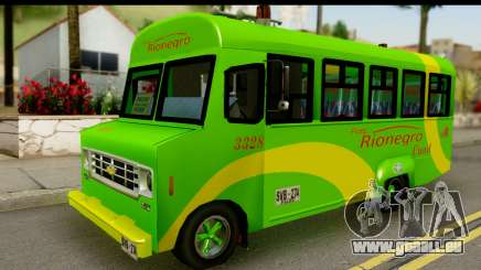 Chevrolet C30 Bus für GTA San Andreas