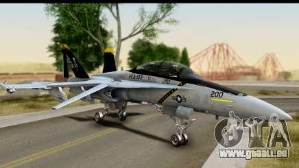 FA-18D VFA-103 Jolly Rogers pour GTA San Andreas