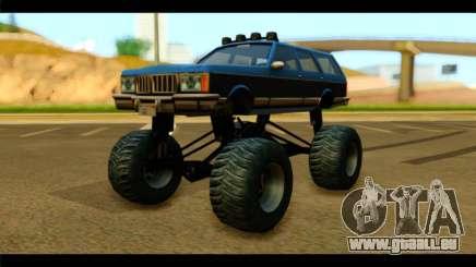 Monster Regina pour GTA San Andreas