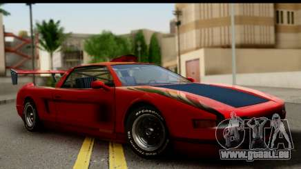 Tuned Infernus pour GTA San Andreas