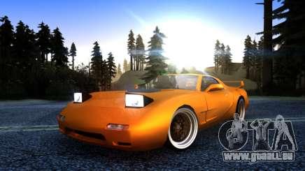 ZR-350 by Verone v.1 für GTA San Andreas