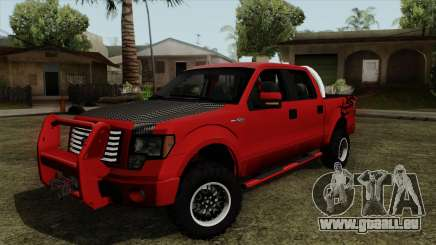 Ford F150 Off Road pour GTA San Andreas