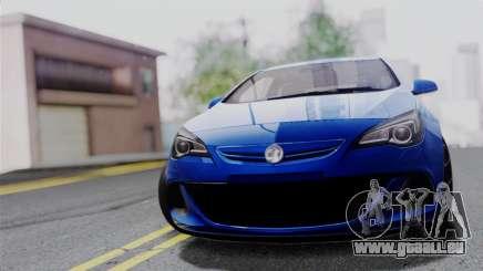 Vauxhall Astra VXR 2012 pour GTA San Andreas