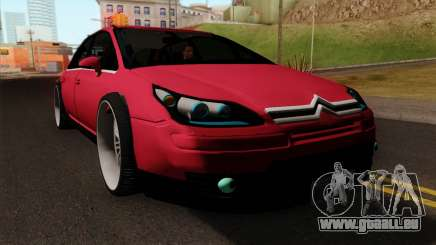 Citroen C4 Sedan pour GTA San Andreas